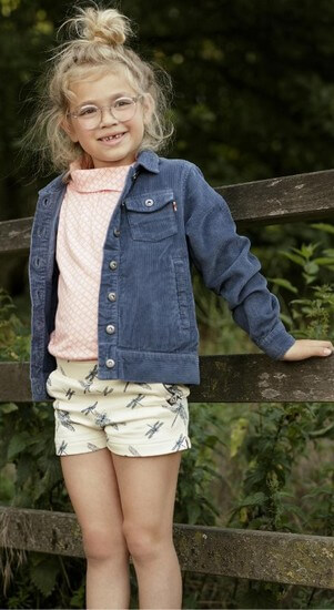 Kindermode 4funkyFlavours Sommer 2020 4funkyFlavours Hotpants Summer Libelle offwhite #5761