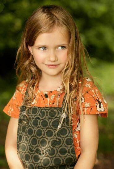 Kindermode 4funkyFlavours Sommer 2020 4funkyFlavours T-Shirt Run To The Sun orange #5777