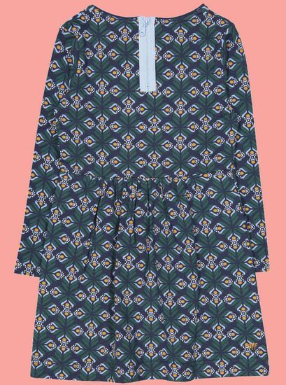 Kindermode 4funkyFlavours Winter 2019/20 4funkyFlavours Kleid Retro #5396