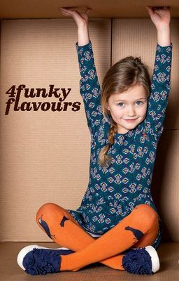 Kindermode 4funkyFlavours Herbst/Winter 2019