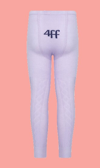 Kindermode 4funkyFlavours Winter 2020/21 4funkyFlavours Strumpfhose / Leggings Reach lilac #6407