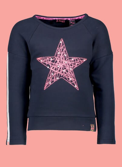 B.Nosy Pullover Star Peacock navy #5381 von B.Nosy Winter 2018/19