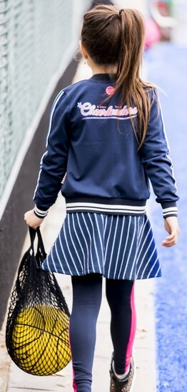 B.Nosy Jacke / Cardigan Cheerleaders blue #5350- Winter 2019/2020
