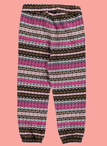Kindermode Bomba for Girls Winter 2015/16 Bomba for Girls Hose fancy pink stripe #043