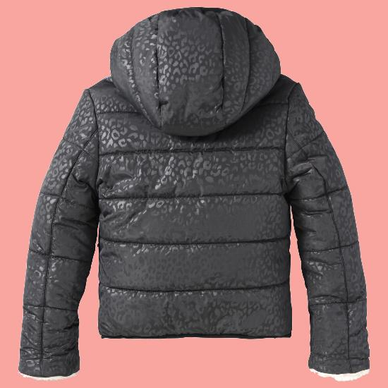 Kindermode Cakewalk Mini Winter 2015/16 Cakewalk Winterjacke Becky deep charcoal #7210