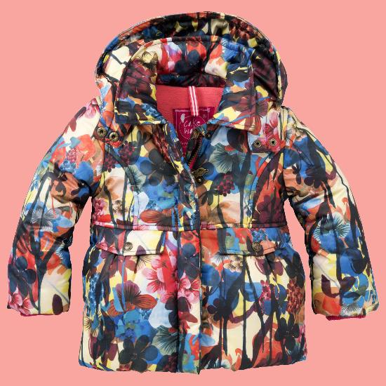 Cakewalk Winterjacke / Mantel Blossom grape #7201 von Cakewalk Mini Winter 2015/16