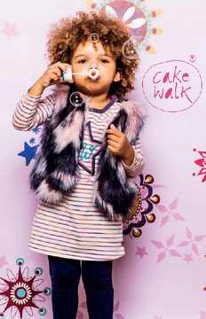 Cakewalk Kindermode Winter 2016/2017