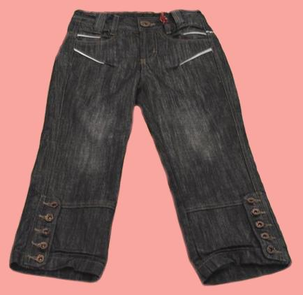 Kindermode CARBONE Winter Carbone 7/8 Jeans / Stiefelhose #23038