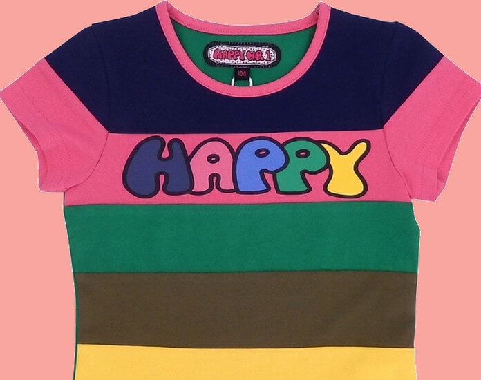 Kindermode Happy Nr.1 Sommer 2019 Happy Nr.1 T-Shirt Happy mulicolor #151