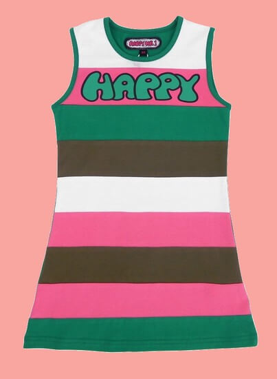 Kindermode Happy Nr.1 Sommer 2019 Happy Nr.1 Kleid Happy mulitcolour #153