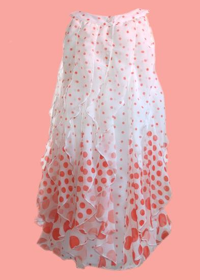 Kindermode Kate Mack / Biscotti Sommer oranges Kate Mack Kleid #210 digital dots