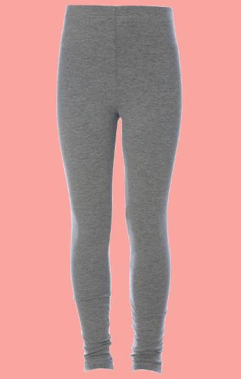 Kindermode KieStone Winter 2017/18 KieStone Leggings grey melee #5167