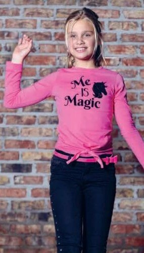 LavaLava Shirt Me is Magic fuchsia #235 - Winter 2019/2020