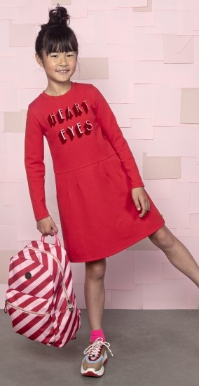 Le Big Kleid Stacey red #213 Sommer 2020