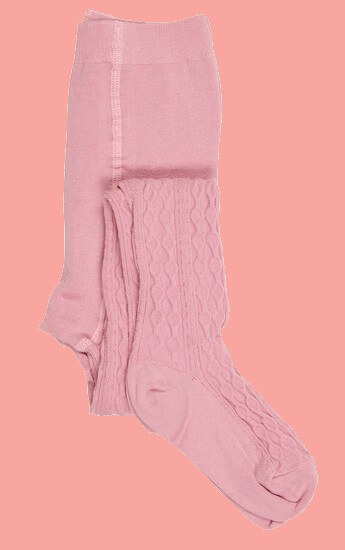 Kindermode Le Big Winter 2020/21 Le Big Strumpfhose Tilly pink #088