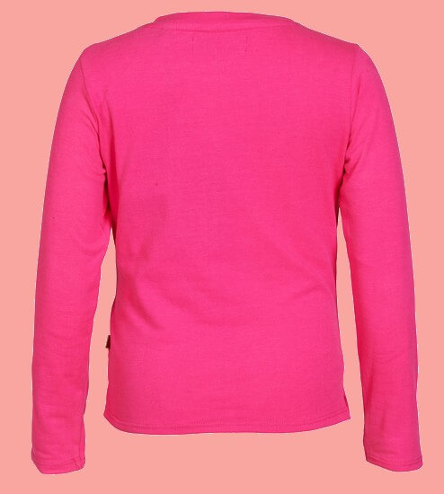 Kindermode Le Big Winter 2020/21 Le Big Shirt Trish pink #229