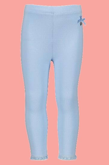 Kindermode Le Chic Sommer 2018 Le Chic 3/4 Leggings morning blue #5530