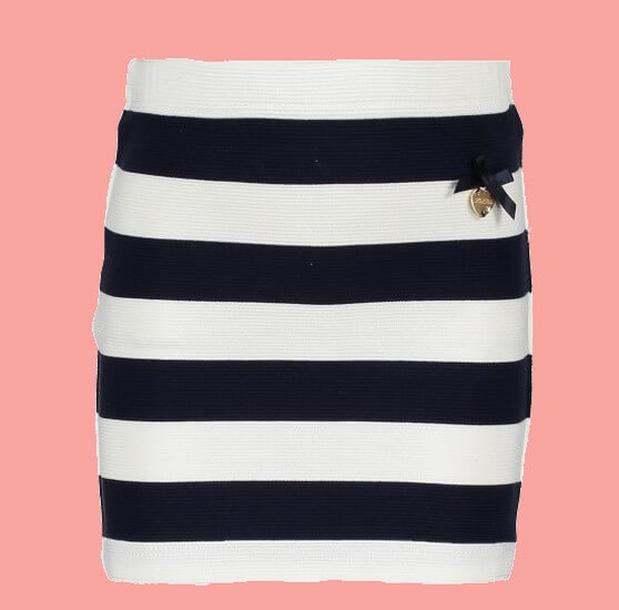 Le Chic Rock Stripes blue navy #5709 von Le Chic PreSpring 2019