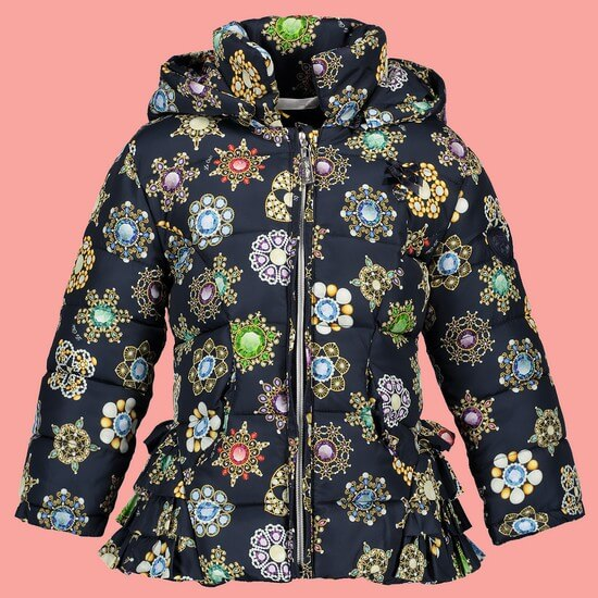 Le Chic Jacke / Winterjacke Twinkle blue navy #5200 von Le Chic Winter 2018/19