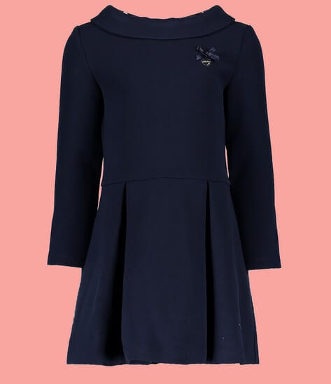Le Chic Kleid / Winterkleid blue navy #5806 von Le Chic Winter 2018/19