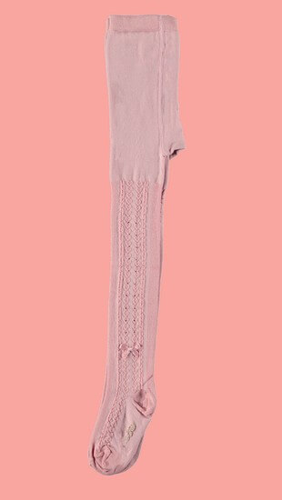 Le Chic Strumpfhose Hearts and Stripes Pink #5904 von Le Chic Winter 2019/20