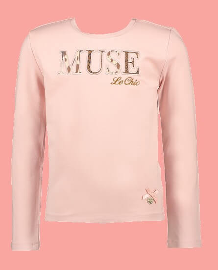 Kindermode Le Chic Winter 2020/21 Le Chic Shirt Muse french rose #5401