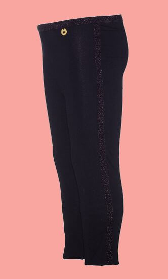 Kindermode Mim-Pi Winter 2019/20 Mim-Pi Leggings black #1013