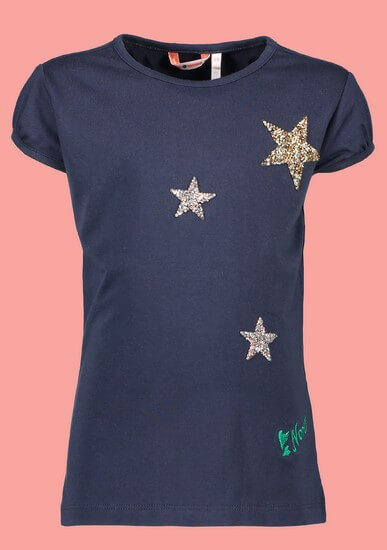 Nono T-Shirt Kamsu Stars navy #5410 von Nono Early Spring 2019