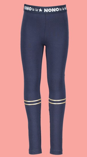 Kindermode Nono Early Spring 2019 Nono Leggings Sole navy #5501