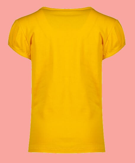 Kindermode Nono Sommer 2020 Nono T-Shirt Kamsi Happy yellow #5400