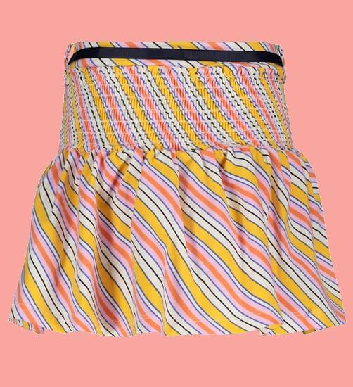 Kindermode Nono Sommer 2020 Nono Rock Noosa stripes yellow #5701