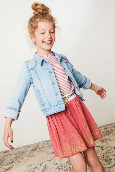 Kindermode Nono EarlySpring 2020 Nono Jacke / Jeansjacke denim #5302