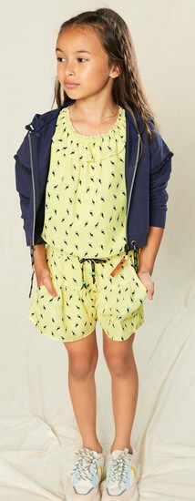 Nono Jumpsuit / Overall Suri Toucan Lime light #5606 Sommer 2021