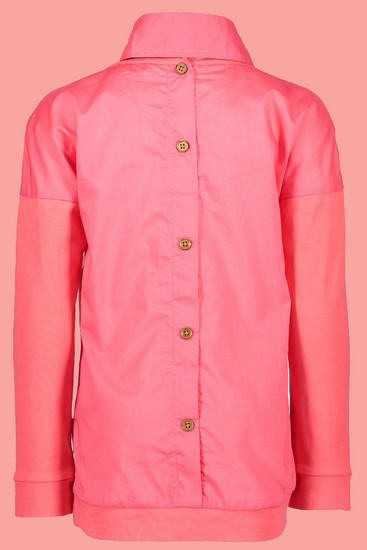 Kindermode Nono Winter 2018/19 Nono Shirt Komu rosa #5407