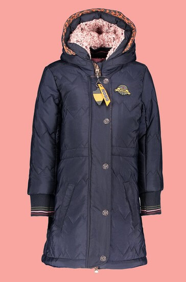 Nono Winterjacke / Parka navy #5206 von Nono Winter 2019/20