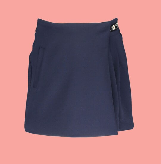 Kindermode Nono Winter 2019/20 Nono Shorts / Hosenrock Sally navy #5704