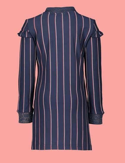 Kindermode Vorbestellung Nono Winter 2019/20 Nono Kleid Monky navy #5801