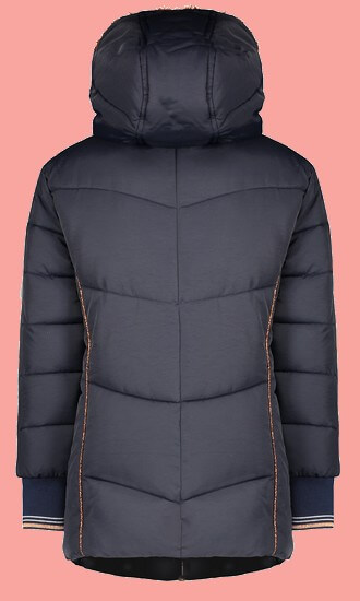 Kindermode Nono Winter 2020/21 Nono Winterjacke / Mantel Brooklynn navy #5203