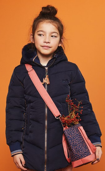 Nono Winterjacke / Mantel Brooklynn navy #5203 Winter 2020/21