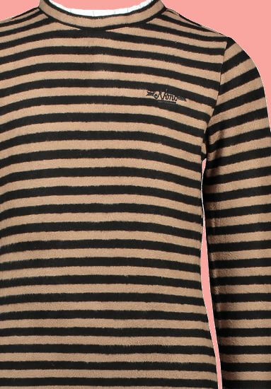 Kindermode Nono Winter 2020/21 Nono Shirt Kana stripes #5402