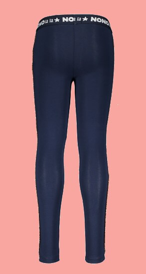 Kindermode Nono Winter 2020/21 Nono Leggings Sole navy #5500