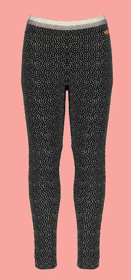 Kindermode Nono Winter 2020/21 Nono Leggings Sole Vintage dots black #5503