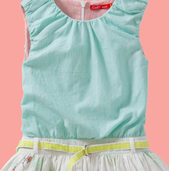 Kindermode Oilily Sommer 2016 Oilily Kleid Doliday multicolor #207