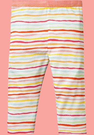 Kindermode Oilily Sommer 2018 Oilily Leggings Taski stripes white #082