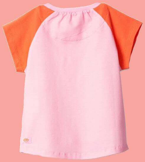 Kindermode Oilily Sommer 2020 Oilily T-Shirt Tram City Poezie pink #217