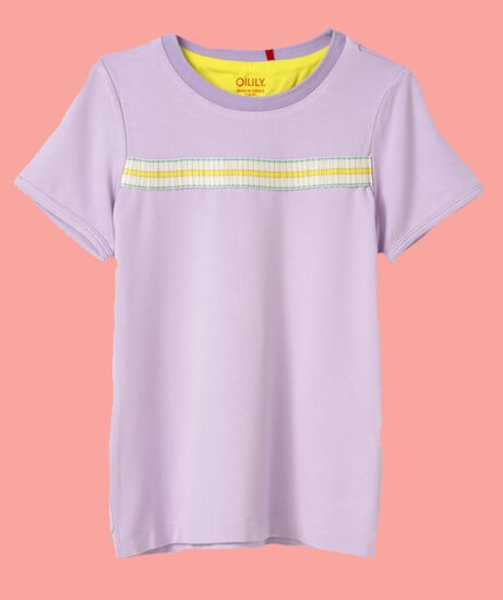 Kindermode Vorbestellung Oilily Sommer 2020 Oilily T-Shirt Tof lila #213
