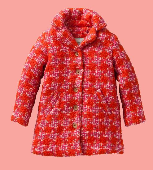 Bild Oilily Winterjacke / Mantel Celine orange #202