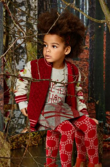 Kindermode Oilily Winter 2015/16 Oilily Shirt Tip grey #212