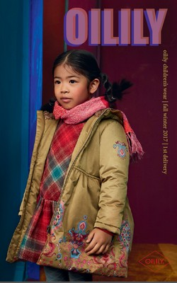 Oilily Kindermode Winter 2017/2018