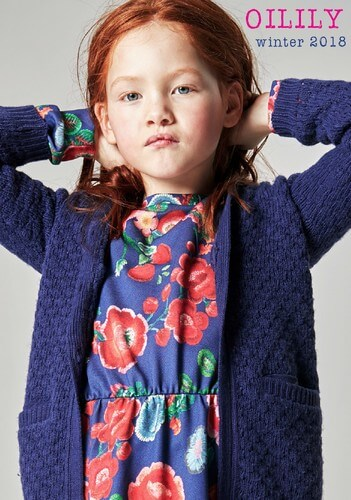 Kindermode Oilily Winter 2018/19